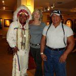 Santa Fe Gallery Indian Market