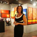 Jenny in gallery